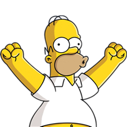 Homer-Simpson-04-Happy-icon